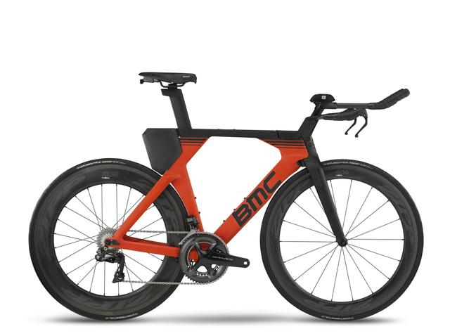 BMC Rennrad Aero-Series Timemachine 01 - ONE mit Shimano Dura Ace Di2 (2018/2019)