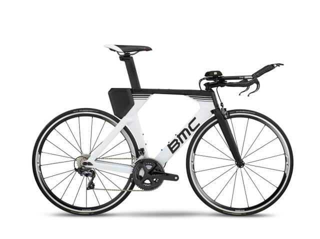 BMC Rennrad Aero-Series Timemachine 02 - TWO mit Shimano Ultegra (2018/2019)