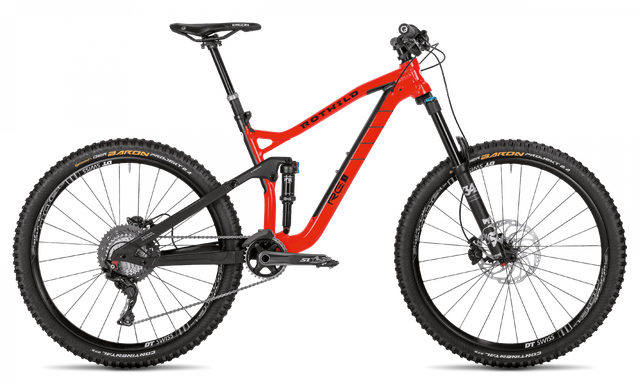 Rotwild Mountainbike - Enduro R.E1 FS - CORE (2019)