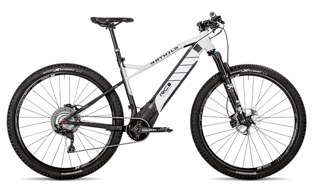 Rotwild E-Mountainbike - Cross-Country R.C+ Hardtail - HT TRANSALP PRO (2018)