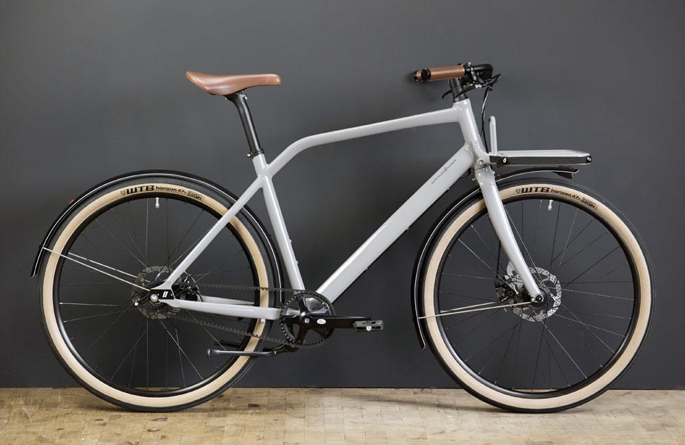 Schindelhauer Gustav - Urban Commuter Bike - Neu für 2018.
