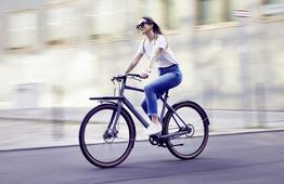 Schindelhauer Gustav - Urban Commuter Bike - Modelljahr 2018, Beispielbilder, ggf. teilweise mit Sonderausstattung