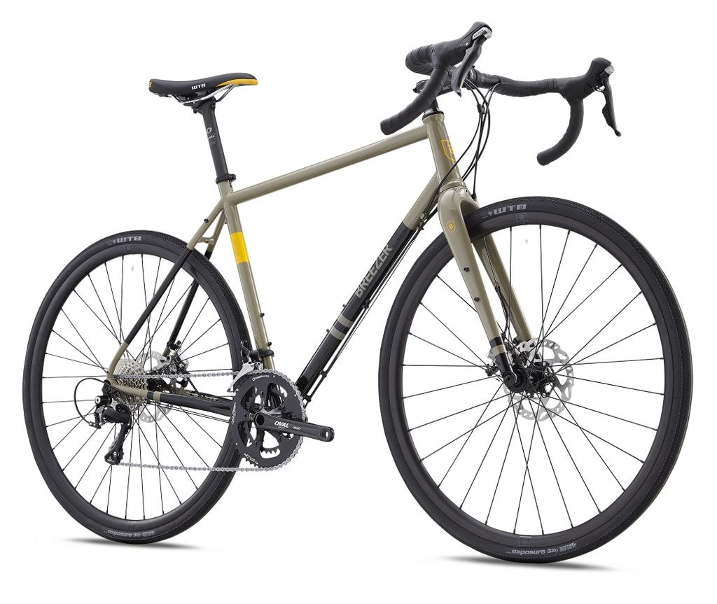Breezer Gravelbike - Inversion Pro 2018 bei finest-bikes in ...