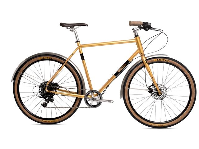 Breezer Gravelbike - Doppler - Cafe 2018