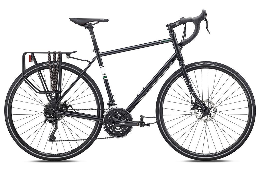 Fuji Reiserad - Touring Disc (2018) bei finest-bikes in Starnberg ...