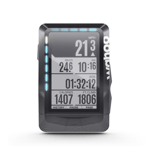 Wahoo Fahrradcomputer - ELEMNT mit GPS-Navigation und vielem mehr.