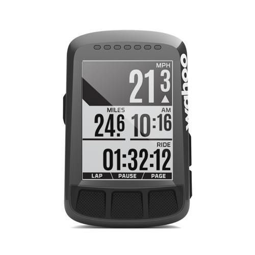 Wahoo Fahrradcomputer - ELEMNT BOLT mit GPS-Navigation und vielem mehr.