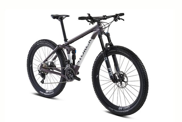 Storck Mountainbike - Adrenic PRO G1 - Special Edition XT 2x11 (2018)
