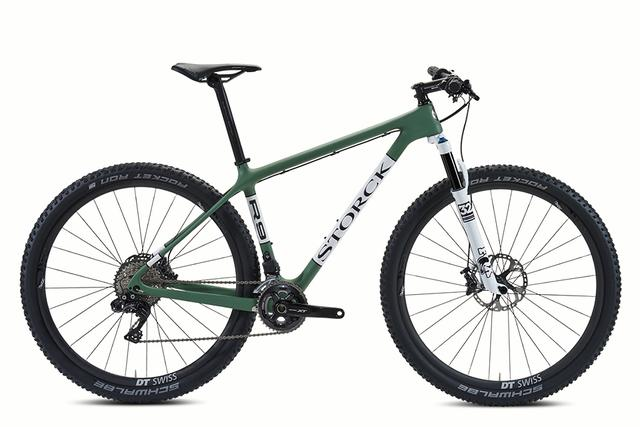 Storck Mountainbike - Rebel Nine PRO G4 - mit SRAM Eagle XX1 1x12 (2018)