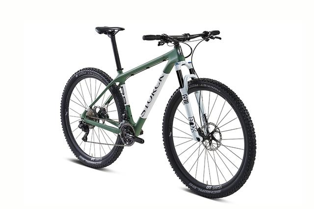 Storck Mountainbike - Rebel Nine PRO G4 - Frameset 2018