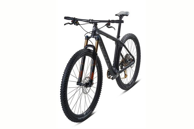 Storck Mountainbike - Rebel Nine PLATINUM G3 - mit Shimano XT 1x11 2018