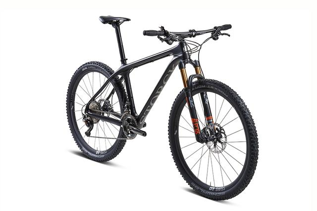 Storck Mountainbike - Rebel Seven PLATINUM G1 - mit SRAM Eagle XX1 1x12 (2018)