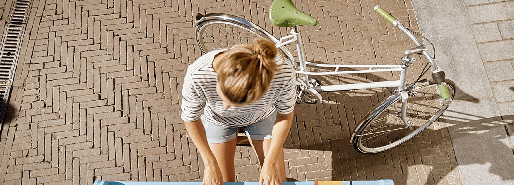 Gazelle van Stael Retro-Fahrräder