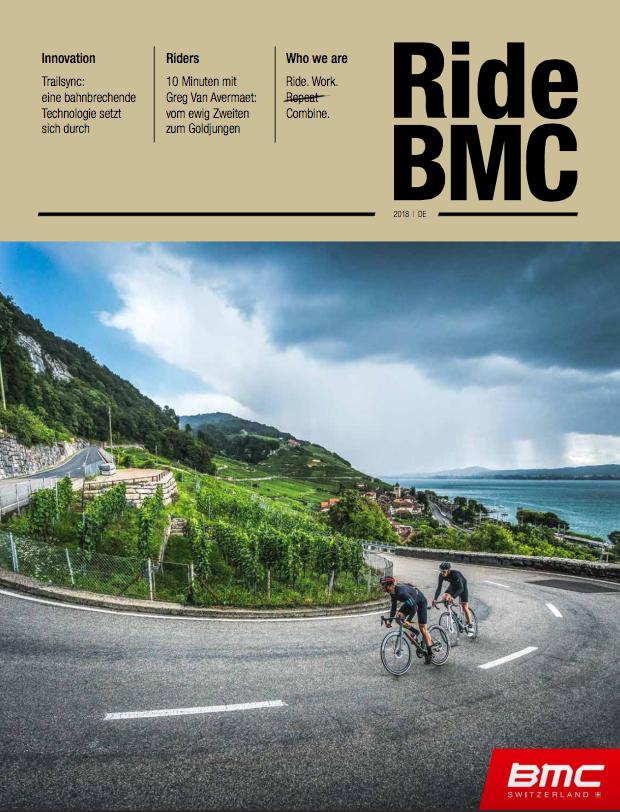 BMC Magazin 2018