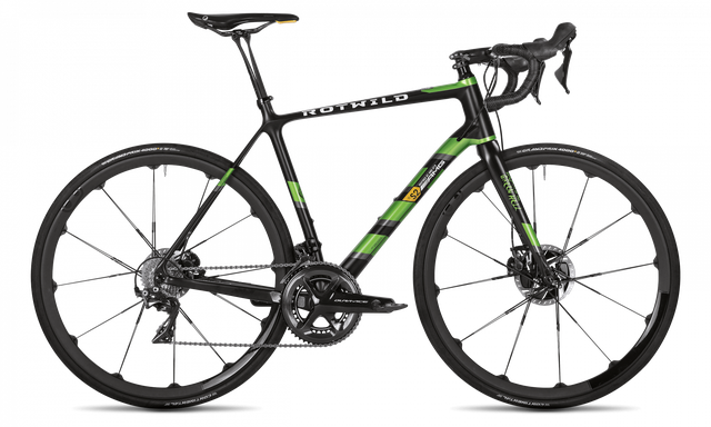 Rotwild Rennrad - R.S2 - LIMITED EDITION BEAST OF THE GREEN HELL