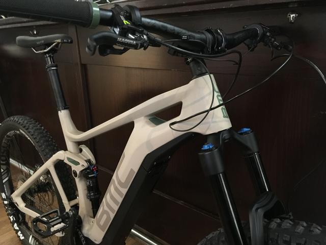 BMC Trailfox AMP 01 E-Mountainbike