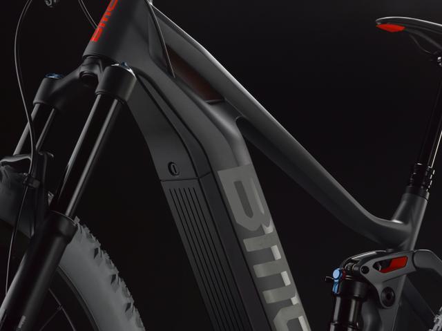 BMC eMTB Concept Studie Traifox AMP - Eurobike 2016