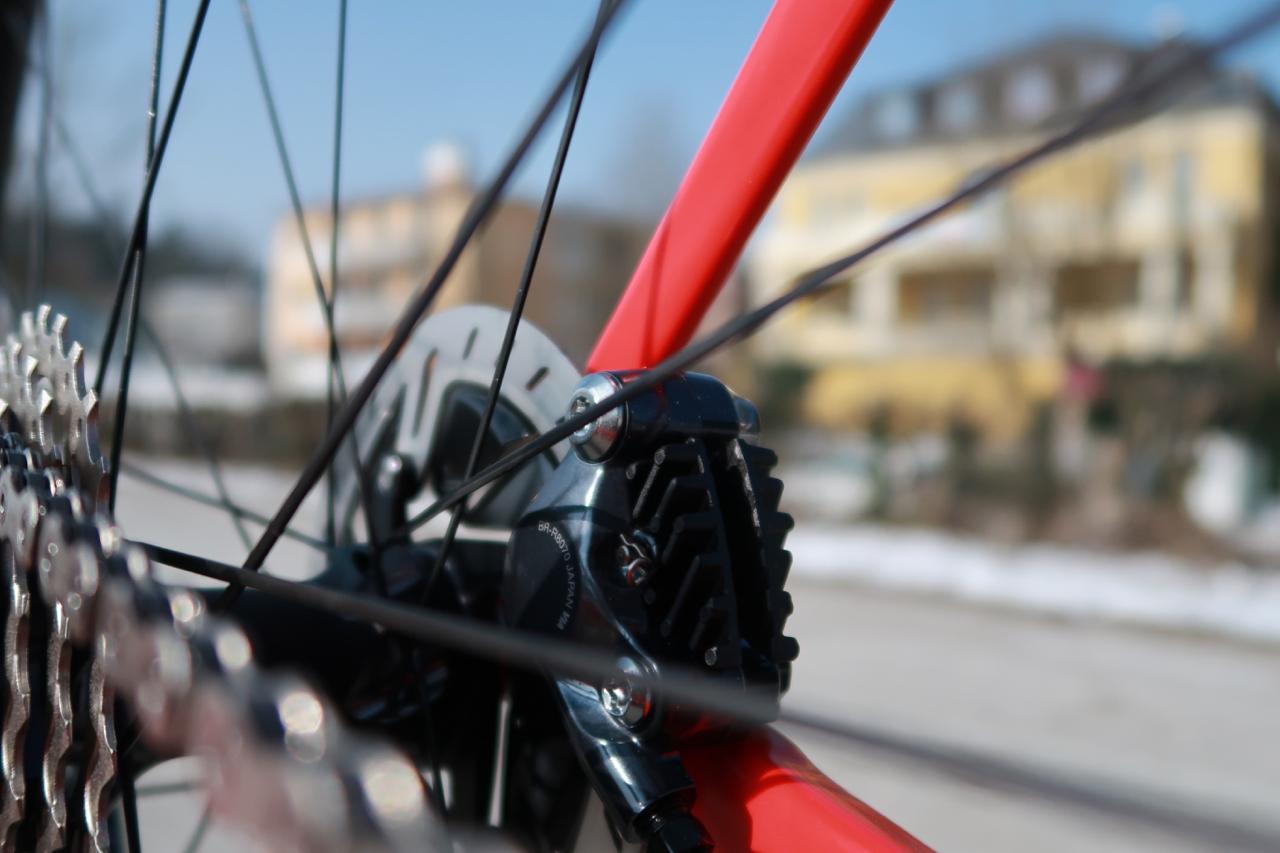 BMC Roadmachine 01 - Individualaufbau 2018 mit Ultegra Di2, DT-Swiss und Quark