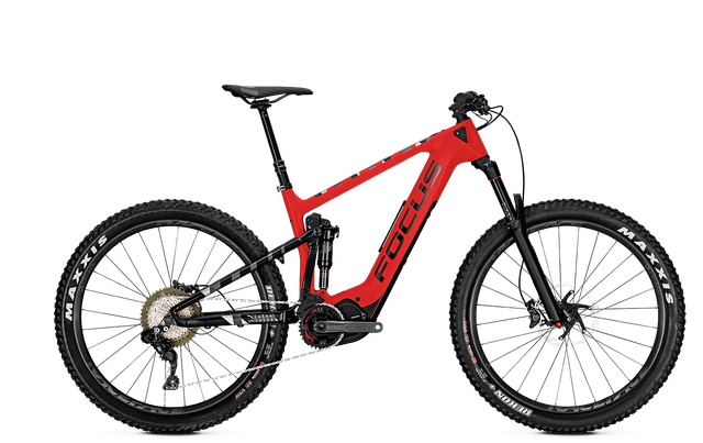 FOCUS E-Mountainbike Jam2 - C PLUS PRO (2018)