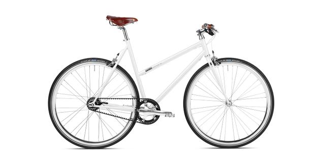 mika amaro pearly white - 8 Speed Limited Edition - Woman
