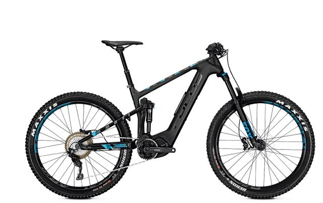 FOCUS E-Mountainbike Jam2 - C PLUS (2018)