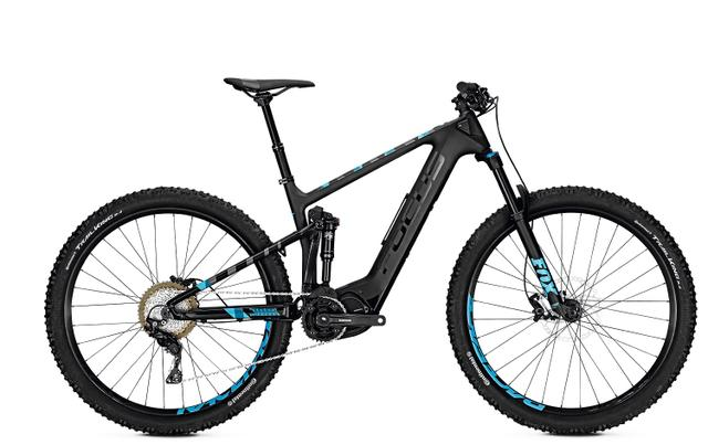 FOCUS E-Mountainbike Jam2 - C 29 (2018)