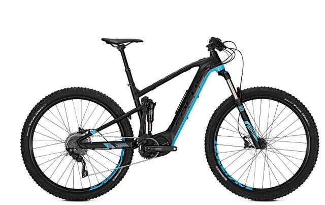 FOCUS E-Mountainbike Jam2 - 29 LTD (2018)
