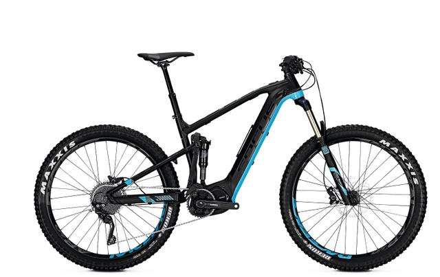 FOCUS E-Mountainbike Jam2 - PLUS LTD (2018)
