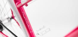mika amaro dressy pink - 7 Speed Limited Edition Sonderedition, Beispielbilder, ggf. teilweise mit Sonderausstattung