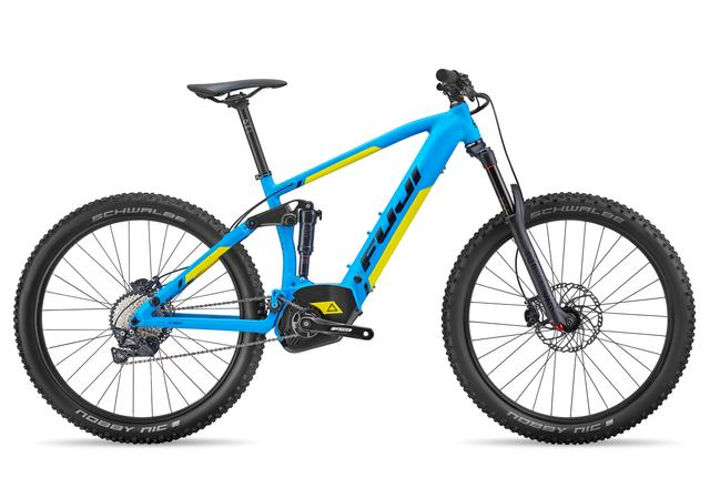 Fuji E-Mountainbike - Blackhill - Evo 27,5  1.3 LT (2019)