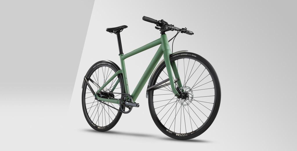 BMC Lifestyle-Serie Alpenchallenge AC01 ONE mit Shimano Alfine 11 (2019)