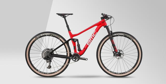 BMC Mountainbike Crosscountry-Series Agonist 01 - ONE - mit SRAM XX1 Eagle 2019