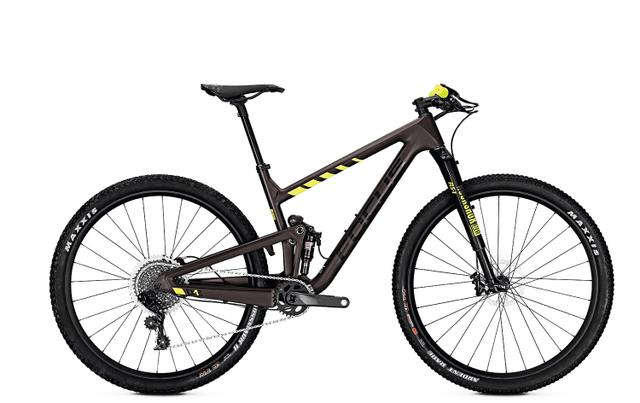 FOCUS Mountainbike O1E - FACTORY (2018)