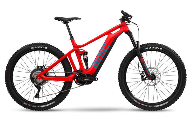 BMC Mountainbike E-MTB Trailfox AMP - TWO (2019)