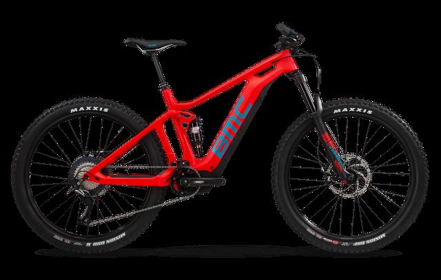 BMC Mountainbike E-MTB Trailfox AMP - TWO (2019) Größe M - sofort verfügbar!