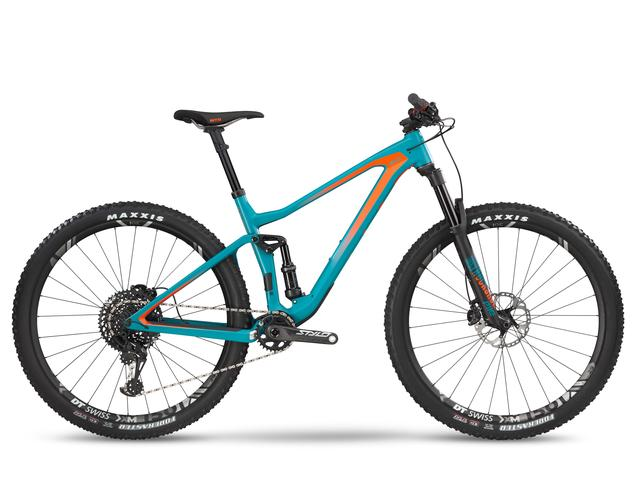 BMC Mountainbike Trail-Series Speedfox 01 - ONE mit SRAM GX Eagle (2019)
