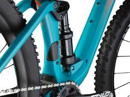 Multi-Port  Damit ist das Bike mit oder ohne Umwerfer fahrbar; ermöglicht leichten Zugang zum Rahmeninneren. , Beispielbilder, ggf. teilweise mit Sonderausstattung