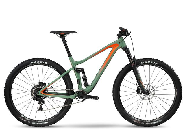 BMC Mountainbike Trail-Series Speedfox 02 - TWO mit SRAM NX Eagle (2019)