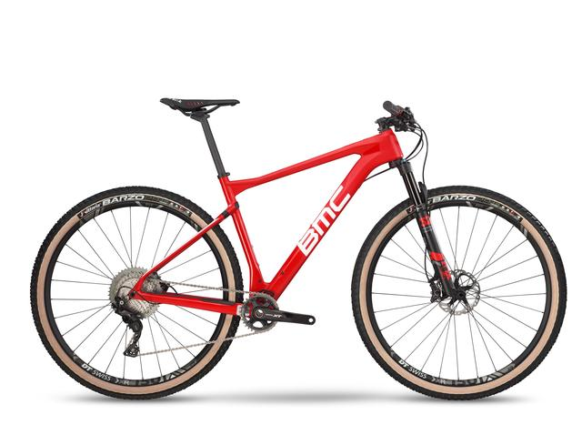 BMC Mountainbike XC Teamelite 01 - THREE mit Shimano XT (2019)