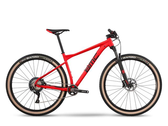 BMC Mountainbike XC Teamelite 03 - ONE mit Shimano SLX (2019)