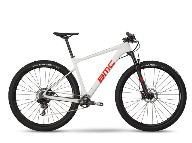 BMC Mountainbike XC Teamelite 02 - THREE mit SRAM NX (2019)