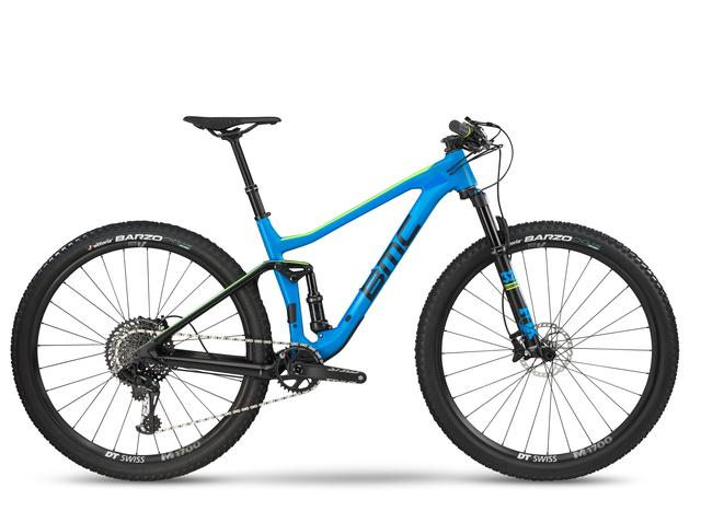 BMC Mountainbike Crosscountry-Series Agonist 02 - ONE - mit SRAM GX Eagle 2019
