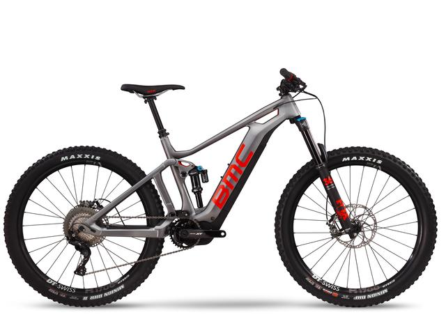BMC Mountainbike E-MTB Trailfox AMP - ONE (2019)