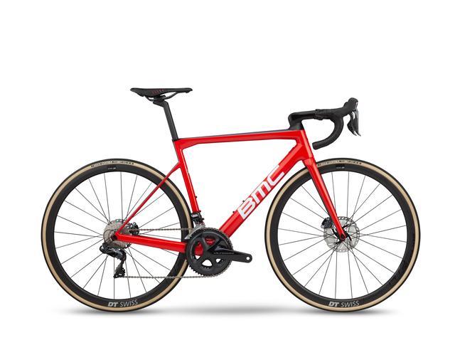 BMC Rennrad Altitude-Series Teammachine SLR01 - Disc THREE mit Ultegra Di2 (2019)