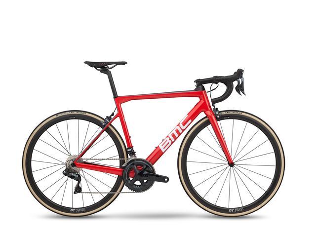 BMC Rennrad Altitude-Series Teammachine SLR01 - THREE - mit Shimano Ultegra Di2 (2019)