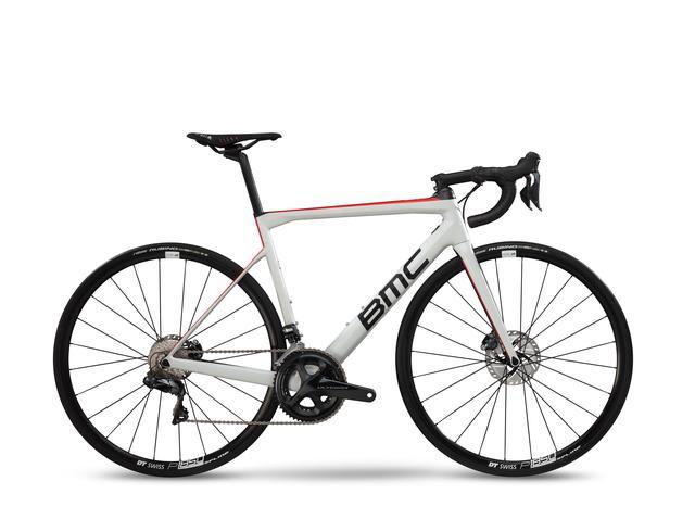 BMC Rennrad Altitude-Series Teammachine SLR02 - Disc ONE mit Shimano Ultegra Di2 (2019)