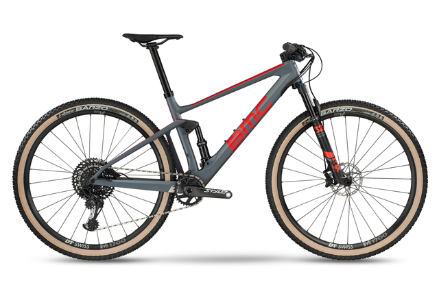 BMC Mountainbike XC Fourstroke FS01 29er - 01 THREE mit SRAM GX Eagle (2019)