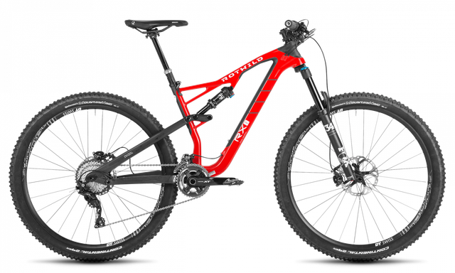 Rotwild Mountainbike - All Mountain R.X2 FS - TRANSALP PRO (2019)
