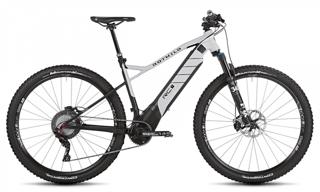 Rotwild E-Mountainbike - Cross-Country R.C+ Hardtail - HT TRANSALP PRO (2019)