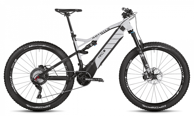 Rotwild E-Mountainbike - Cross-Country R.C+ Full Suspension - PRO (2019)
